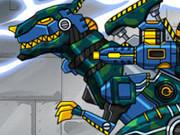 ディノロボットティラノサウルス兵士