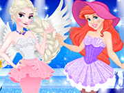 Play Disney Fashion Runway