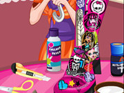 Play DIY Monster High Rain Boots