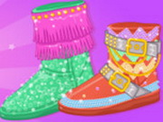 Play DIY Uggs Design