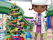 Play Doc Mcstuffins Christmas Shopping