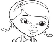 Play Doc Mcstuffins Coloring