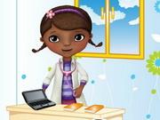 Play Doc McStuffins New Clinic