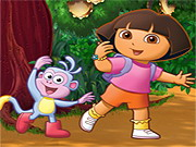 Play Dora And Boots Escape 3