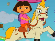 Play Dora And Unicorn