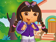 Play Dora at School Dress Up