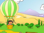 Play Dora Balloon Express