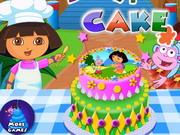 Play Dora Cake