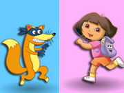 Play Dora Colours Memory