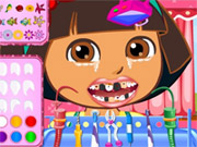 Play Dora Dentist