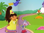 Play Dora Fairytale Fiesta