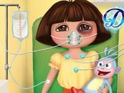 Play Dora First Aid