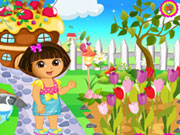 Play Dora Garden Decor