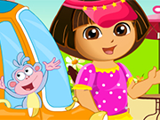 Play Dora Goes To Picnic