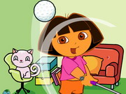 Play Dora Golf At Home