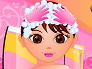 Play Dora Haircut
