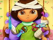 Play Dora Hospital Recovery