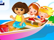 Play Dora Lighthouse Adventure