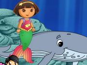 Play Dora Mermaid Activities