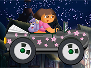 Play Dora Night Ride