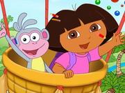 Play Dora Pencil Finder