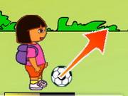 Play Dora Play Football