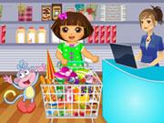 Play Dora Prepares For Picnic
