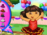 Play Dora's Birthday Party