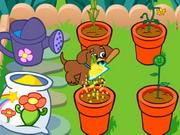 Play Dora's Magical Garden