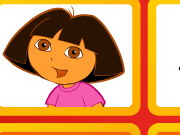 Play Dora's Matching Game