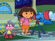 Play Dora's Space Adventure