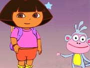 Play Dora Save Boots