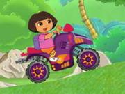 Play Dora Spring Atv