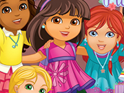Play Dora The Explorer Dental Care