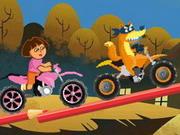 Play Dora The Explorer Racing