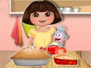 Play Dora Tomato Pie