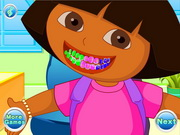 Play Dora Tooth Decoration