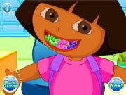 ドラの歯の装飾