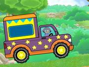 Play Dora Truck Adventure