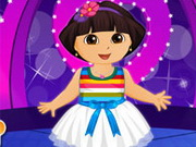 Play Dora Valentine Party Dress Up