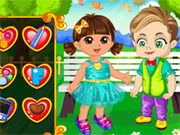 Play Dora Valentines Slacking