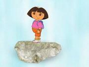 Play Dora Waterfall Jump