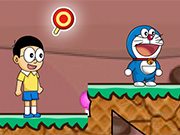 Play Doraemon Candyland
