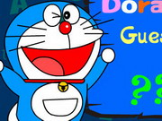 Play Doraemon Guess Letters