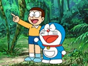 Play Doraemon Jungle Hunting