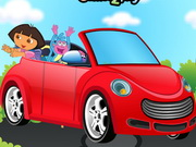 Play Doras Posh Car Cleaning