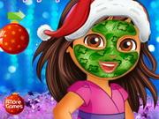 Dorasクリスマス変身