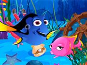 Play Dory's Fish Tank