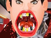 Play Draculas Dentist