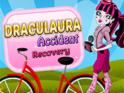 Play Draculaura Accident Recovery